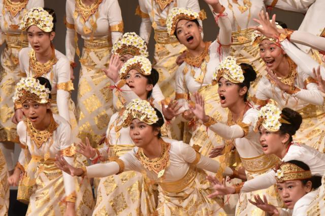 Janez Eržen, Slovenija: Pomlad, 2018, The Resonanz Children's Choir, Indonezija - Temperamenten, barvit in zmagovalen nastop zbora na 30. tekmovanju za veliko zborovsko nagrado Evrope 2018 v Mariboru.