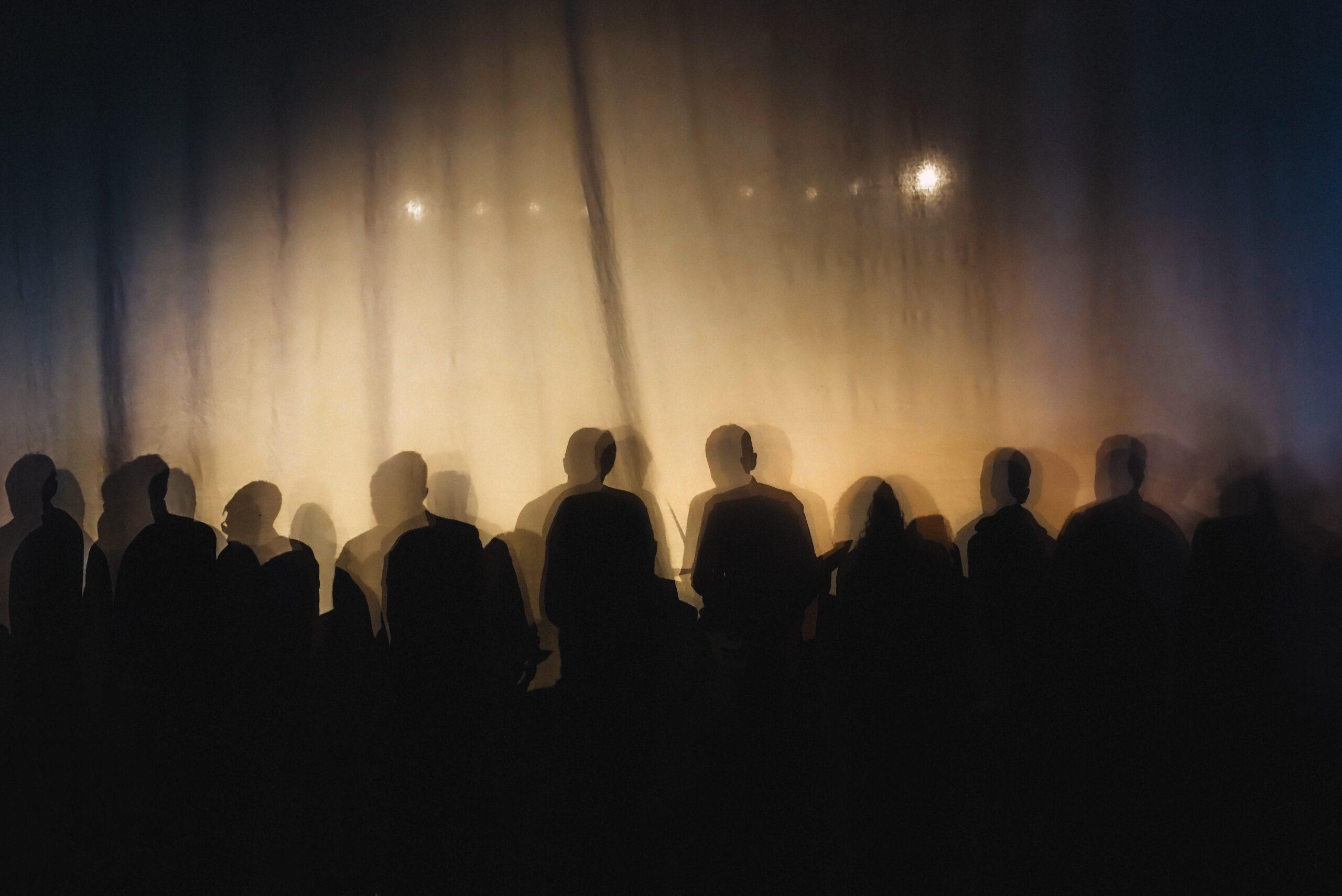 Pavel Aleksejev, Rusija: Zaodrje, 2018, Rusija - Združeni zbori med prepevanjem zaključne pesmi na koncertu v spomin spoštovani ruski dirigentki Irini Roganovi.