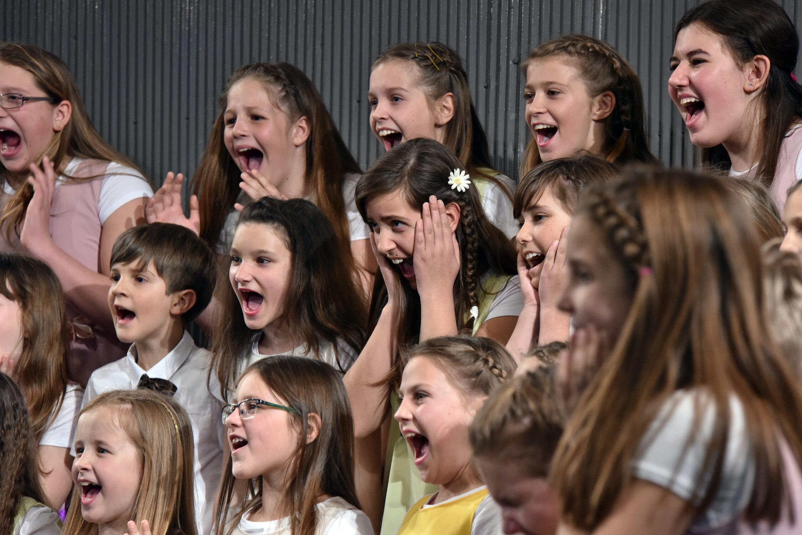 Janez Eržen, Slovenija/Slovenia: Pri zobozdravniku  2018, OPZ OŠ Radlje ob Dravi, Slovenija / At the dentist, 2018, Children's choir of the primary school Radlje ob Dravi, Slovenia