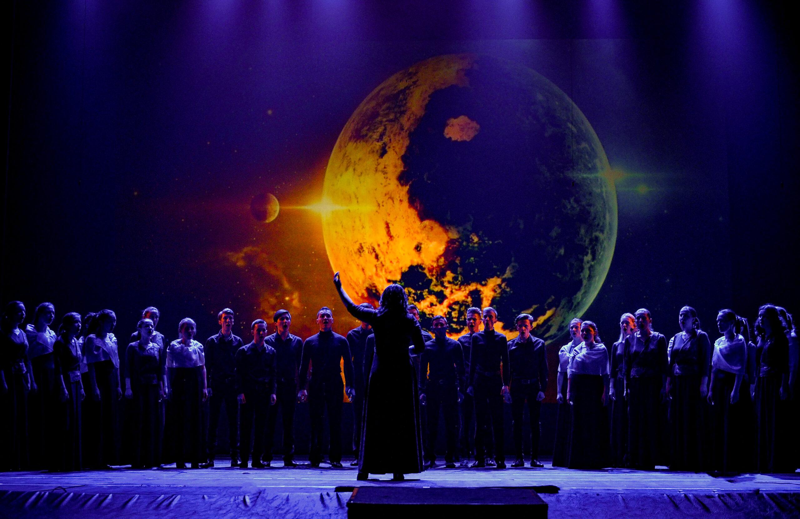 Vladimir Sidorkin, Rusija/Russia: In the Music Space, 2019, Chamber choir »Cantilena«, ZDA