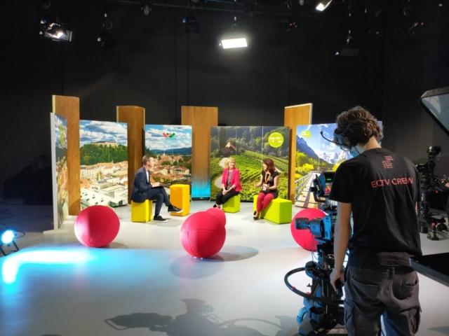 Europa Cantat 2021, EC TV; Photo: Tatjana Wrumnig