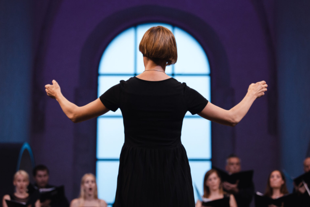 Matevž Kocjan, Slovenija/Slovenia: Simetrija v večglasju, 2019, Mešani pevski zbor Obala, Slovenija / Symmetry in polyphony, 2019, Mixed choir Obala, Slovenia