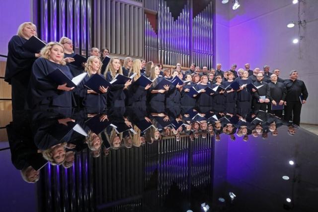 Tatiana Andreyeva, Rusija/Russia: Reflections, 2020, Yekaterinburg Amateur Choir, Russia