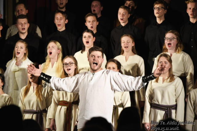 "Aldis Jonikāns, Latvija/Latvia: Musical ""Lāčplēsis"" / ""The Bear-Slayer"", 2018, Latvija"
