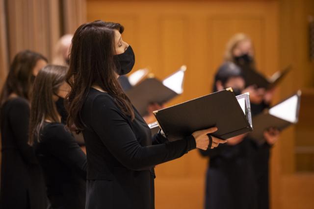 Darja Štravs Tisu, Slovenija/Slovenia: Maske, 2021, Zbor Slovenske filharmonije, Slovenija, / Masks, 2021, Slovenian Philharmonic Choir, Slovenia