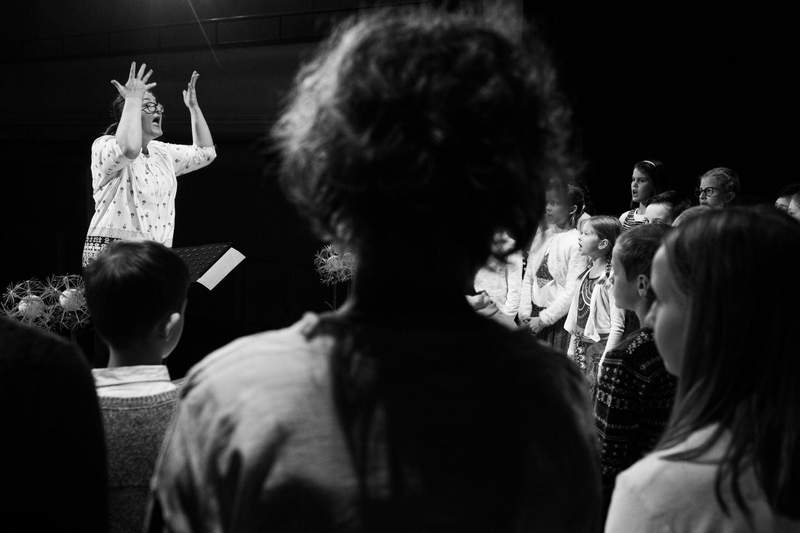 Polona Avanzo, Slovenija/Slovenia: Mali odri, 2019, Otroški zbor glasbenega centra Zvočna zgodba, Slovenija / Little stages, 2019, Chioldren's choir of the musical stage Zvočna godba, Slovenia