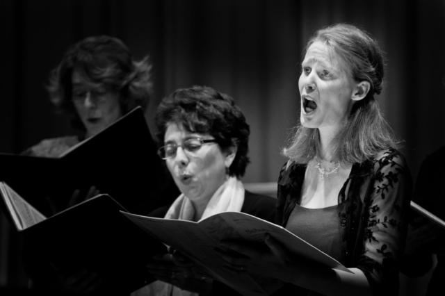 Samuel Dietz, Francija/France: The soloist, 2011, Ensemble Vocal Claire Garrone – Sabine Garrone, Mezzo-Soprano, Francija