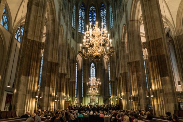 Marco Borggreve, Nizozemska/Netherlands:  St Martins Cathedral IKFU 2017, Utrechtse Studenten Cantorij