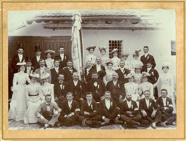 Arhiv Srbske pevske zveze, 1912 Srpski Horski Savez arhiv, 1912 / Archive of the Serbian Choral Association, 1912