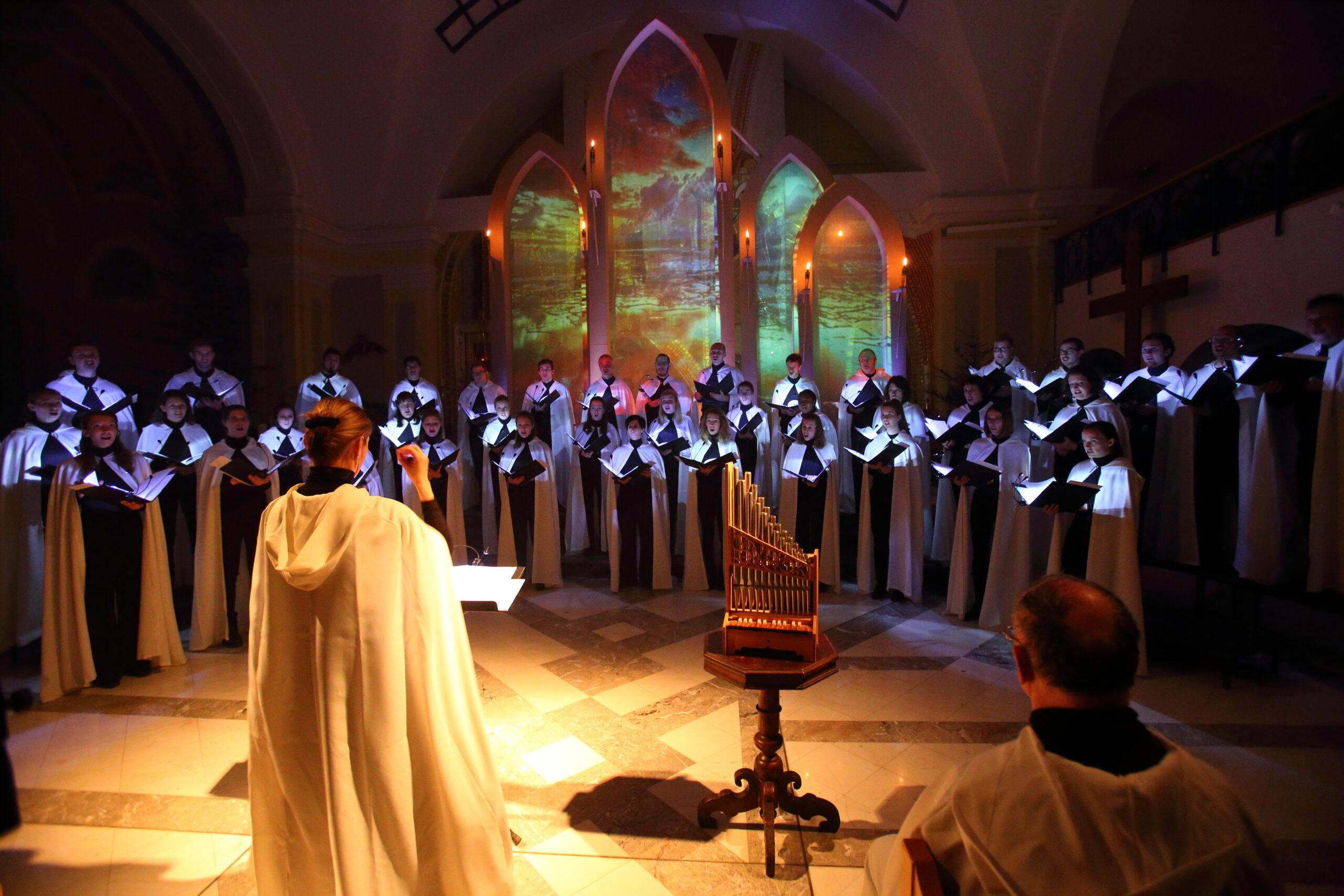 Gregor Požun, Slovenija/Slovenia: Oremus! Molimo! 2015, Zbor sv. Nikolaja Litija, Slovenija / Oremus! Let us pray!, 2015, The saint Nicholas Choir Litija, Slovenia
