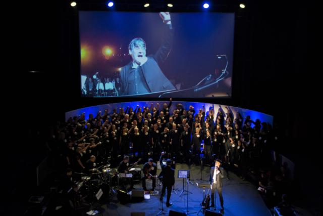 Matej Murić, Slovenija/Slovenia: Poklon velikemu, 2016, Vokalni ansambel Reunion, Slovenija / A tribute to the Great one, 2016, Vocal ensemble Reunion, Slovenia