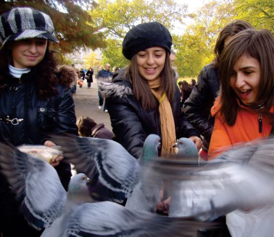 Tigran Hekekyan, Armenija/Armenia: Little Singers of Armenia in  London, Hyde Park, 2008