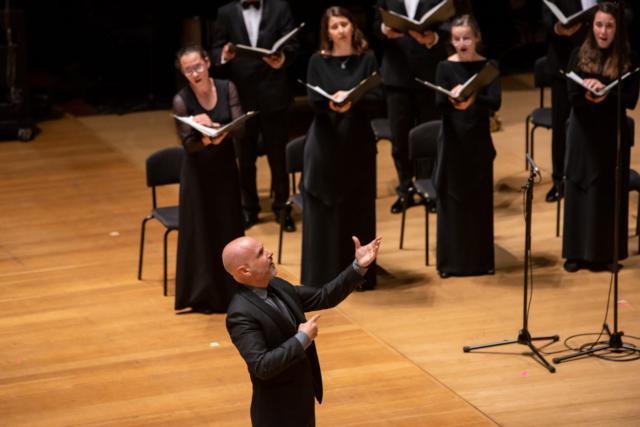 EC Ljubljana 2021, Zbor Slovenske filharmonije; Photo: Janez Eržen