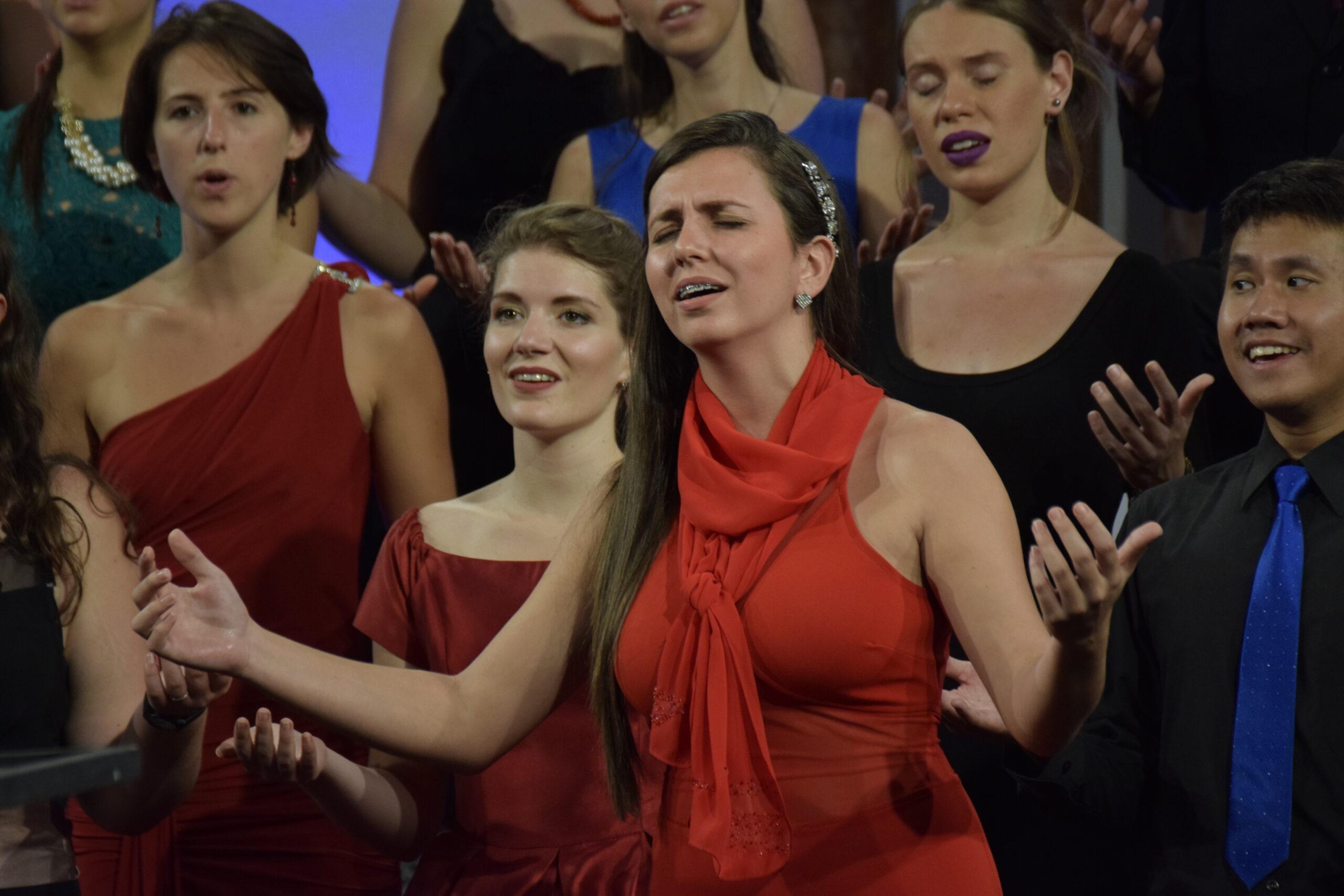 Luca Móczár, Madžarska: Ukuthula, 2017, World Youth Choir - Ukuthula: a Zulu prayer for peace in the world.