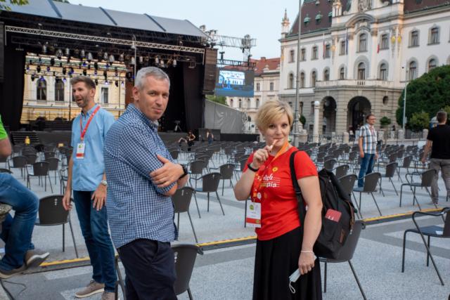Europa Cantat 2021; Photo: Janez Eržen