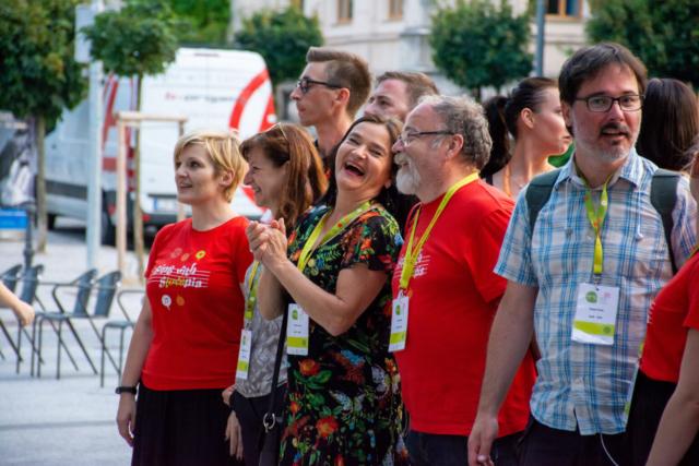 Europa Cantat 2021; Photo: Tamara Domjanič