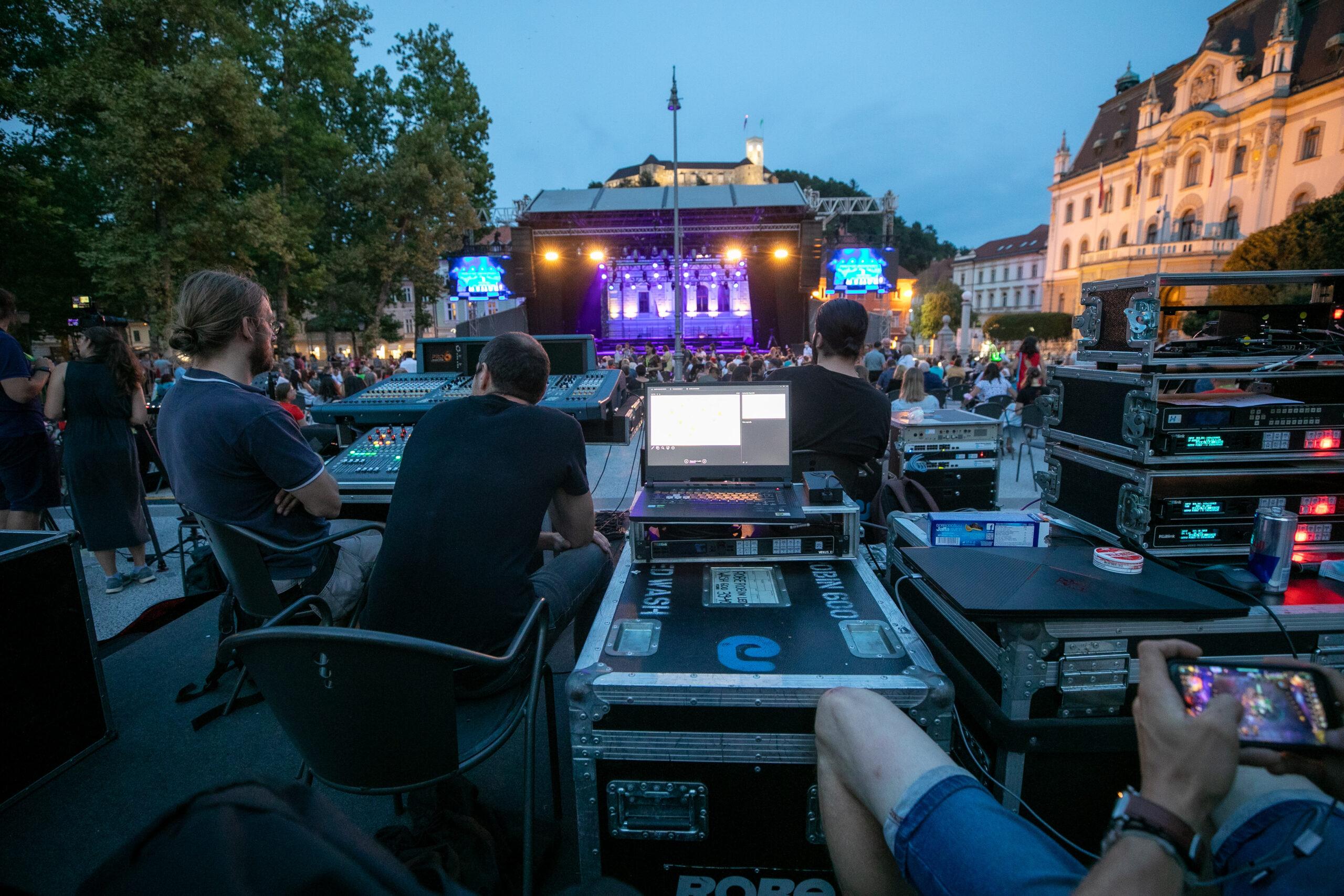 Europa Cantat 2021; Photo: Tomaž Črnej