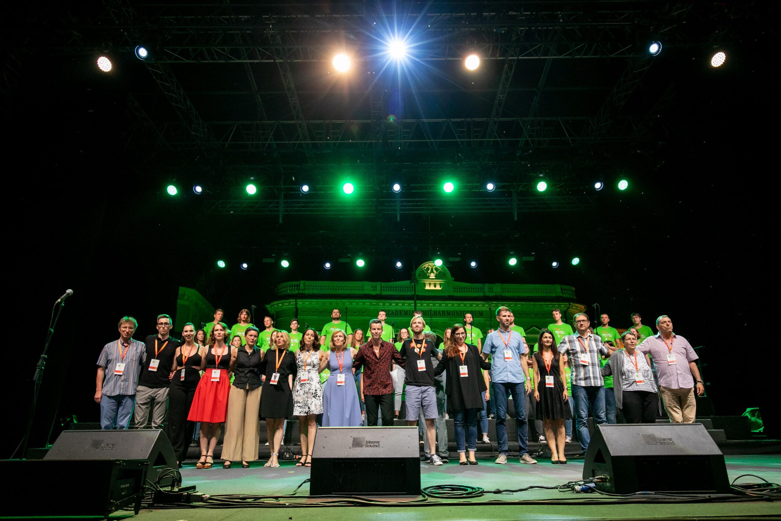 Europa Cantat 2021; Photo: Rok Majhenič