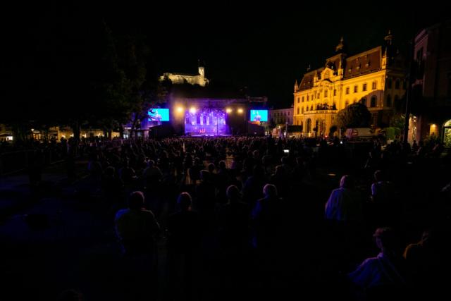 EC Ljubljana 2021, Finale with Ringmasters; Photo: Rok Majhenič